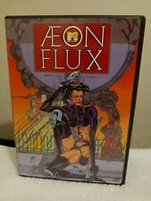 New listing Aeon Flux (Dvd, 1997) Oop Mtv Home Video Animated Series 4 Episodes