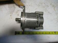 Oem Hyster 0342774 Forklift Hydraulic Pump 78 X 13 Spline 6 Mount New