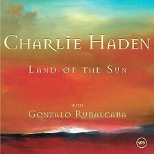 Charlie Haden - Jazz - LAND OF THE SUN - NM