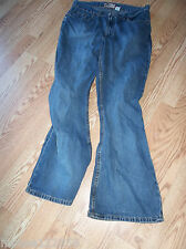 Old Navy jeans size 14 flare 100 cotton