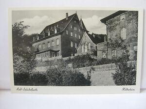 Alte AK Bad Salzdetfurth - Hildurheim - ungelaufen