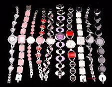 Mixed Lots 10pcs Women Lady Girl Quartz Dress Casual Watches Bracelets USM10