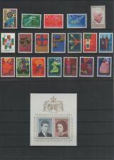Liechtenstein Jahrgang yearset 1967 postfrisch ** MNH komplett weitere sh. Shop