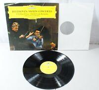 Beethoven Violin Concerto Album Vinyl LP Record
