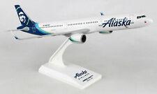Alaska Airlines - Airbus A321neo - 1:150 - SkyMarks Flugzeug Modell SKR982 A321