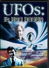 🔴 UFOs: It Has Begun (1976) UFOs: Past, Present, & Future - Rod Serling
