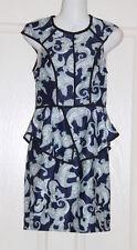 Womens size 4-6 cute short peplum dress made by ANGEL BIBA