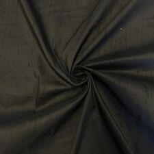 "100% Pure Silk Dupioni Fabric 54""Wide BTY Drape Blouse Dress Craft FREE SHIPPING"