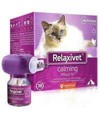 Relaxivet Natural Cat Calming Pheromone Diffuser Kit