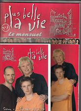 DVD + MAGAZINE PLUS BELLE LA VIE N° 7 / NEUF, COMPLET