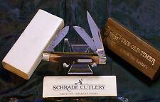 Schrade 34OT Jack Knife Junior Stockman 1979 Original Packaging and Paperwork