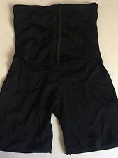Daisy Fuentes Shaping Shorts Adjustable Size XL Black