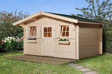Weka Weekendhaus 138 Gr.1, V60 380 x 300 cm