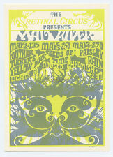 Retinal Circus Postcard 1968 May 2 Mad River Mother Tuckers Yellow Duck