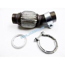 Reparatursatz m. Dichtung Flexrohr Diesel Partikelfilter DPF BMW E84 E88 E92 N47
