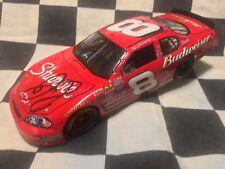 2007 Dale Earnhardt Jr 1/24 diecast Autograph sharpie