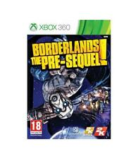 Pal version Microsoft Xbox 360 Borderlands the Pre-sequel