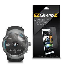3X EZguardz New Screen Protector Shield HD 3X For LG Watch Sport