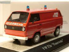 Premium Classixxs VW T3 Kasten FEUERWEHR, limitiert - 11406 - 1:43