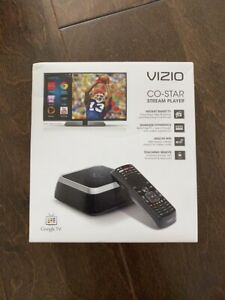 VIZIO Co-Star Stream Player (ISG-B03) with Google TV and Built In Wi-Fi