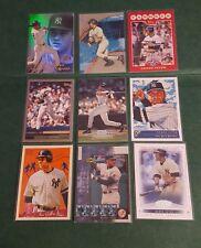 9) Derek Jeter Topps Gallery Upper Deck Goudey Stadium Club NY New York Yankees