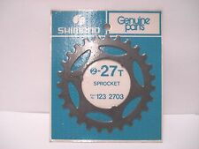 VINTAGE NOS SHIMANO 27T BICYCLE HUB FREEWHEEL CASSETTE COG SPROCKET