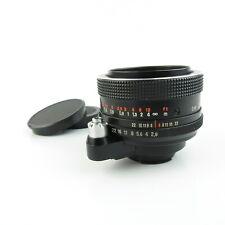 Für Exa Exakta Carl Zeiss Jena Flektogon 2.8/35 Objektiv lens + caps