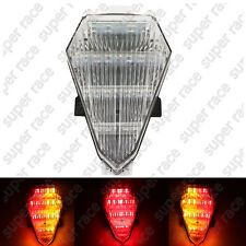 Clear Led Brake Turn Signal Tail Integrated Light For Yamaha YZF R6 2008-2015