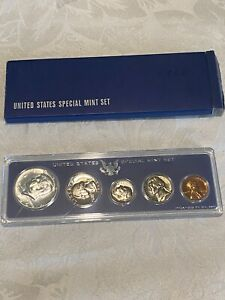 1966 USA Proof Mint Set - Gov Packaging: United States