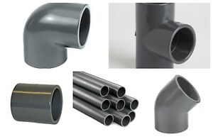 4 Inch Pressure Pipe And Fittings For Ponds And Koi Ponds Filtration