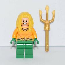 Minifigura Lego SH557 Aquaman - Original 76116 DC Super Heroes