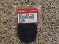 OEM Honda Civic Si EX DX CX B16 EG6 CRX EF8 EF9 Clutch Brake Cover Pedal Pad SH3