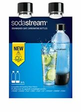Sodastream 2 Bottiglie Universali lavabili in Lavastoviglie capienza 1 Litro