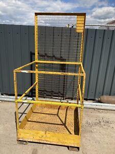 Forklift Man Cage £475+vat