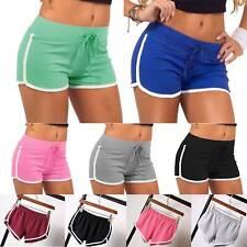 Women's Sports Yoga Shorts Casual Gym Lady Jogging Lounge Summer Beach Hot Pants