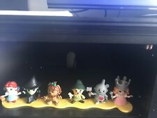 mcdonalds happy meal toys Wizard Of OZ 2013 75th Anniversary Complete Set