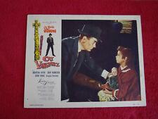 CRy VENGEANCE  Film Noir Lobby card from 1954
