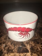 Nantucket Exclusive Design by the Shafford - Lobster Pattern Bowl - 16oz, Japan