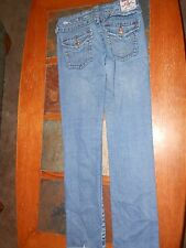 Women's True Religion Billy Distressed Jeans - Great preowned condition
