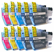 10 XL TINTE PATRONEN für Brother DCP J772DW DCP J774DW MFC J890DW MFC J895DW SET
