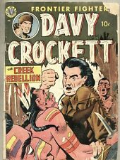 Davy Crockett No#-1951 gd  Frontier Fighter Avon Gene Fawcette Paul Reinman
