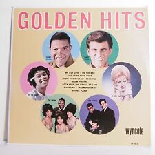 """33T GOLDEN HITS Vinyle LP 12"""" The DOVELLS ORLONS CHECKER RYDELL DEE SHARP RARE"""