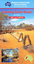 Westprint Canning Stock Route Outback Map & Travel Guide 6th edition