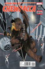 Marvel Comics Star Wars Chewbacca #1 December 2015 1st Print NM