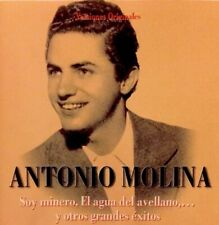 ANTONIO MOLINA - Coleccion 'Grandes' - Versiones Originales -    EMI MUSIC SPAIN