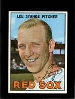 1967 TOPPS #99 LEE STANGE EX RED SOX  *XR10388