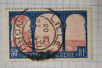 France sc#255 used SOTN SON dated cancel postmark Lille Nord 1930