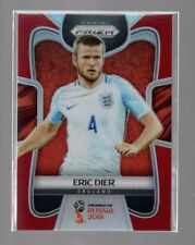 Eric Dier 2018 PANINI PRIZM WORLD CUP RED PRIZMS #67 /149 England
