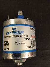 Filtro di interferenza, EMI, Radio Ham l2404 rayproof UK 15a 250v 50/60hz nuova parte!