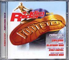 Reggae Dancehall Riddim Rider Scanner Vol 12 2003 CRCD3111 Music Sealed CD Comp
